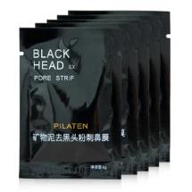 Маска-пленка от черных точек Pilaten Black Head Pore Strip