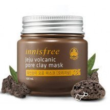 Маска очищающая Innisfree Jeju Volcanic Pore Clay Mask