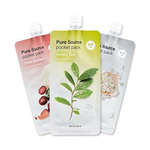 Маска Missha Pure Source Pocket Pack