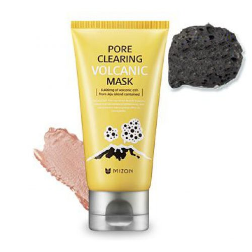 Маска с пеплом вулкана Mizon Pore Clearing Volcanic Mask