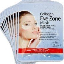 Маски для кожи вокруг глаз Purederm Collagen Eye Zone Mask