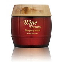 Ночная маска с красным вином Holika Holika Wine Therapy Sleeping Mask Red Wine