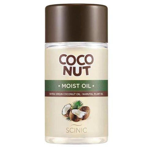 Увлажняющее масло для лица Scinic Cococnut Moist Oil