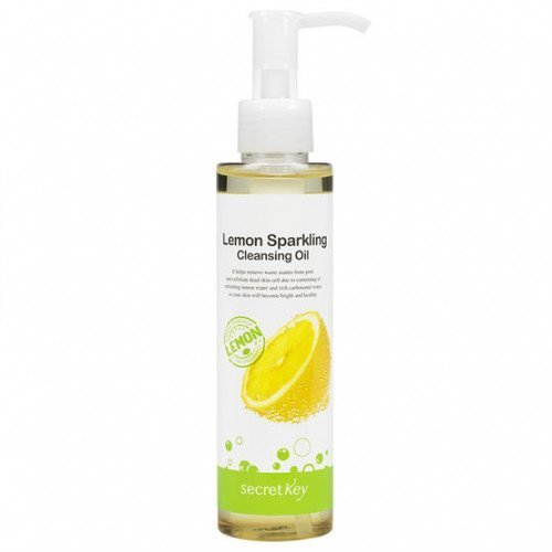 Гидрофильное масло Secret Key Lemon Sparkling Cleansing Oil