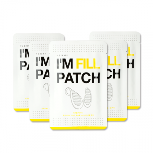 Патчи с микроиглами из гиалуроновой кислоты и аргирелина Karatica I'm Fill Patch