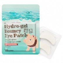 Гидрогелевые патчи для глаз с коллагеном Elizavecca Milky Piggy Pure Hydro Gel Bouncy Eye Patch