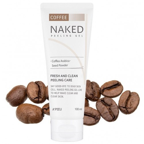 Пилинг-скатка A'pieu Naked Peeling Gel Coffee
