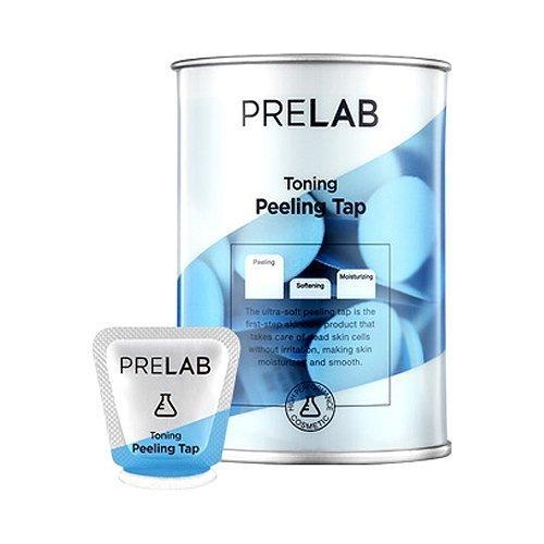Кислотный пилинг Prelab Toning Peeling Tap
