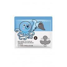 Очищающая полоска для носа Pilaten Big-Size Octopus Blackhead Strip