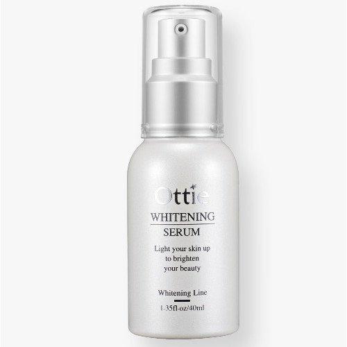 Эффективная отбеливающая сыворотка для лица Ottie Whitening Serum