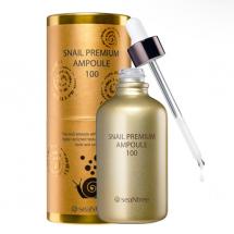 Улиточная сыворотка Seantree Snail Premium Ampoule 100