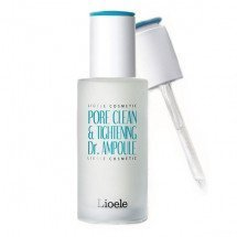 Сыворотка для очищения и сужения пор Lioele Pore Clean & Tightening Dr Ampoule