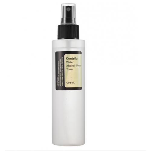 Зволожуючий і заспокійливий тонер для проблемної шкіри Cosrx Centella Water Alcohol-Free Toner