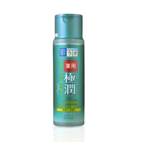 Увлажняющий лосьон для проблемной кожи HadaLabo Medicated Gokujyun Skin Conditioner