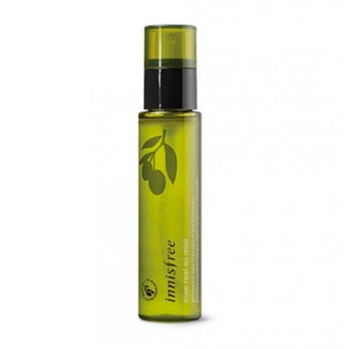 Питательный тонер-мист с маслом оливы Innisfree Olive Real Oil Mist EX