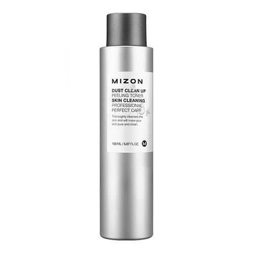 Тонер Mizon Dust Clean Up Peeling Toner с AHA и BHA кислотами