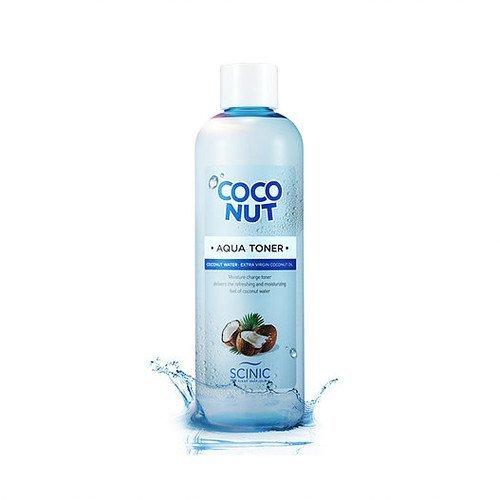 Увлажняющий тонер Scinic Coconut Aqua Toner