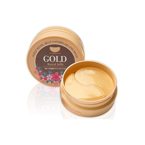 Гидрогелевые патчи Koelf Gold & Royal Jelly Eye Patch