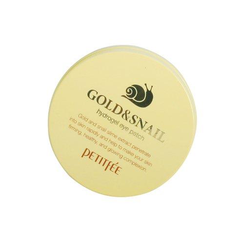 Гідрогелеві патчі Petitfee Gold &Snail Hydrogel Eye Patch