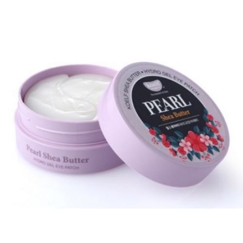 Гидрогелевые патчи Koelf Pearl & Shea Butter Eye Patch
