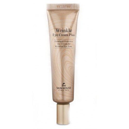 Улиточный крем для кожи вокруг глаз The Skin House Wrinkle Eye Cream +