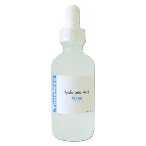 Сыворотка гиалуроновая кислота 100% Timeless Skin Care Hyaluronic Acid Serum 100% Pure