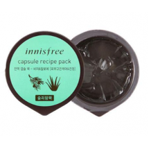 Ночная маска Innisfree Capsule Recipe Pack Bija & Aloe