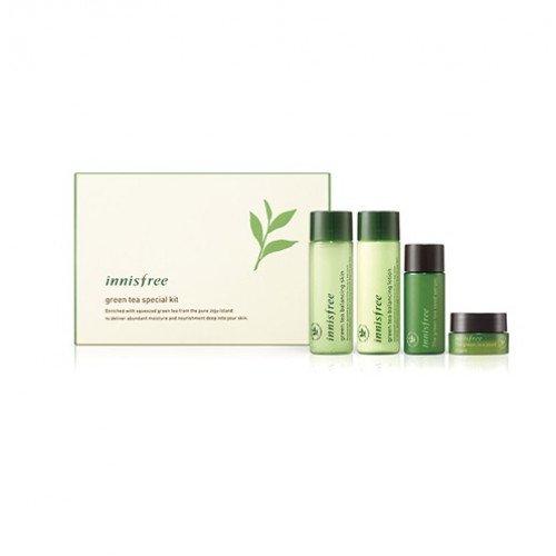 Набор Innisfree Green Tea Special Kit EX