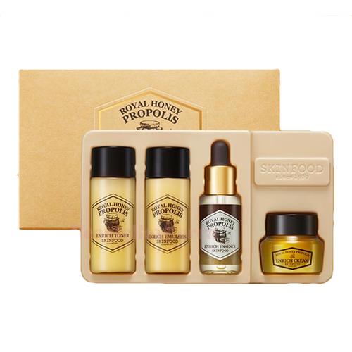 Набор миниатюр Skinfood Royal Honey Propolis Kit