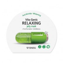 Гелевая маска с алое BNBG Vita Genic Relaxing Jelly Mask