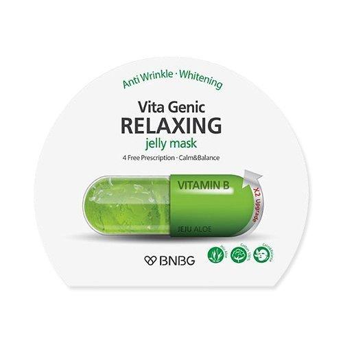 Гелевая маска с алое BNBG Vita Genic Relaxing Jelly Mask