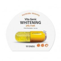 Гелевая маска с витамином С BNBG Vita Genic Whitening Jelly Mask