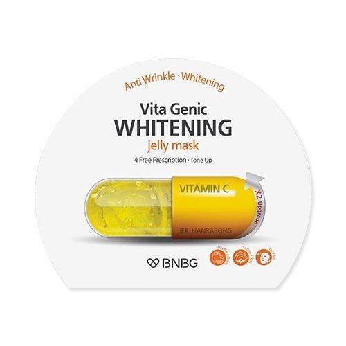 Гелевая маска с витамином С BNBG Vita Genic Whitening Jelly Mask
