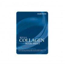 Тканинна маска з колагеном Baroness Collagen Mask Sheet