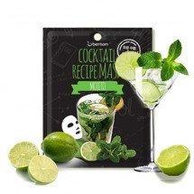 Коктейльная листовая маска Berrisom Cocktail Recipe Mask Mojito