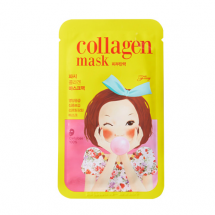 Листовая коллагеновая маска Fascy Collagen Mask Pack Tina