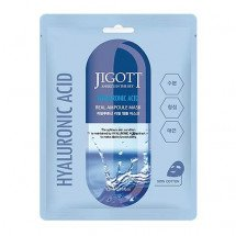 Ампульная маска з гіалуроновою кислотою Jigott Hyaluronic Acid Real Ampoule Mask