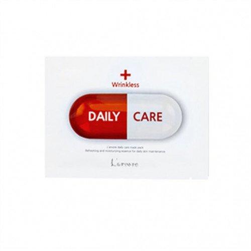 Маска ампула слифтинг-эффектом L'arvore Daily Care Mask Wrinkless