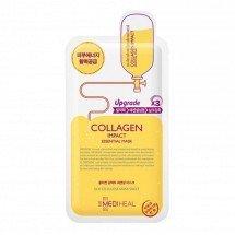 Увлажняющая маска с коллагеном и аргирелином MediHeal Collagen Impact Essential Mask