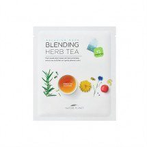Тканевая маска Nature Planet Blending Herb Tea