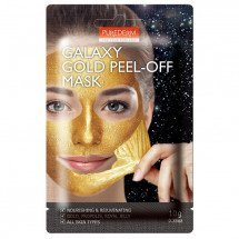 Маска-плёнка Purederm Galaxy Gold Peel-off Mask