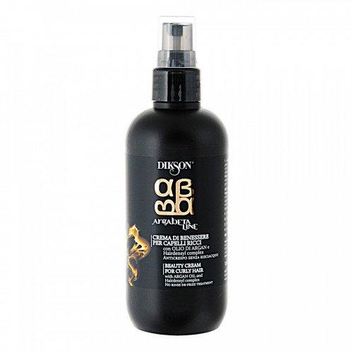 Питательный флюид для вьющихся волос Dikson ArgaBeta Beauty Cream for Curly Hair