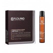 Филлер для волос Floland Premium Keratin Change Ampoule
