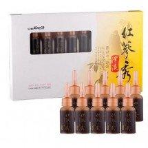 Ампулы для волос с экстрактом женьшеня Incus M-Cerade Red Ginseng Extract Ampoule