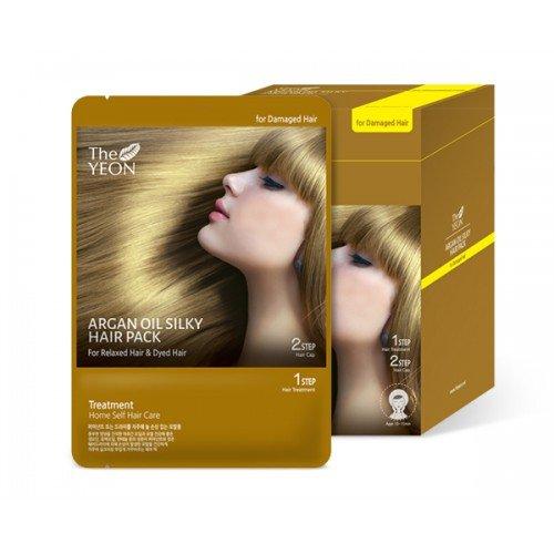 Маска для волос The Yeon Argan Oil Silky Hair Pack