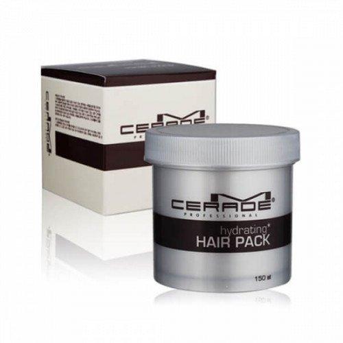 Увлажняющая маска для поврежденных волос Incus M-Cerade Hydrating Hair Pack