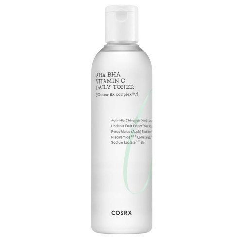 Кислотный тонер Cosrx Refresh AHA BHA Vitamin C Daily Toner, 150 мл