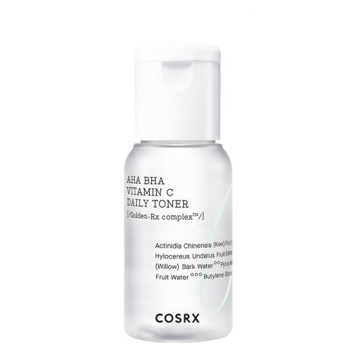 Кислотний тонер Cosrx Refresh AHA BHA Vitamin C Daily Toner, 50 мл