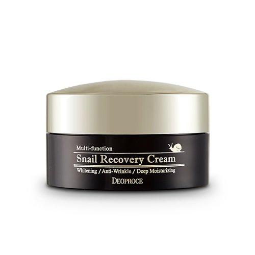 Улиточный крем Deoproce Snail Recovery Cream