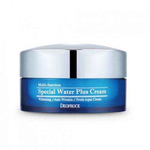 Увлажняющий крем с гиалуроновой кислотой Deoproce Special Water Plus Cream